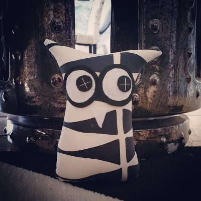 Black and white | 20cm Owl